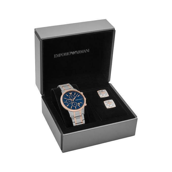 coffret montre bijou fossil virginia