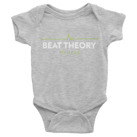 Beat Theory Baby Onsie