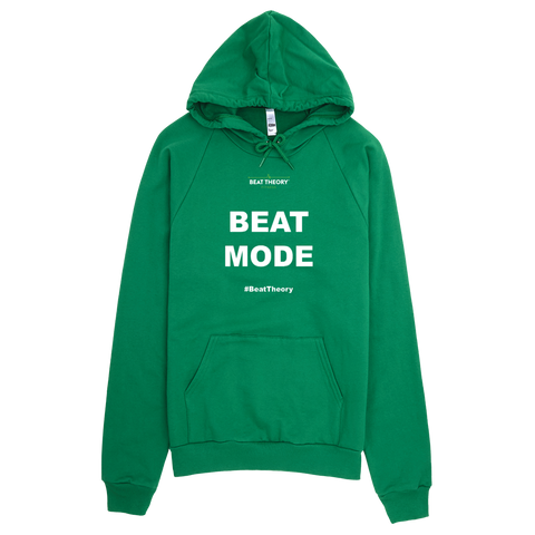 "Beat Theory Pullover Hoodie ""Beat Mode"""