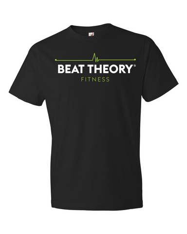 Beat Theory Blacked Out T-Shirt
