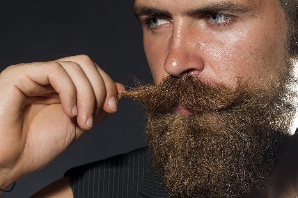 How to make your beard soft and straight by following a simple beard grooming routine