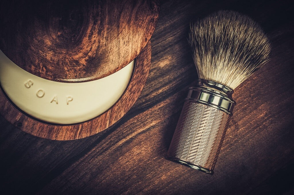 How to use shaving soap. What is shaving soap though?