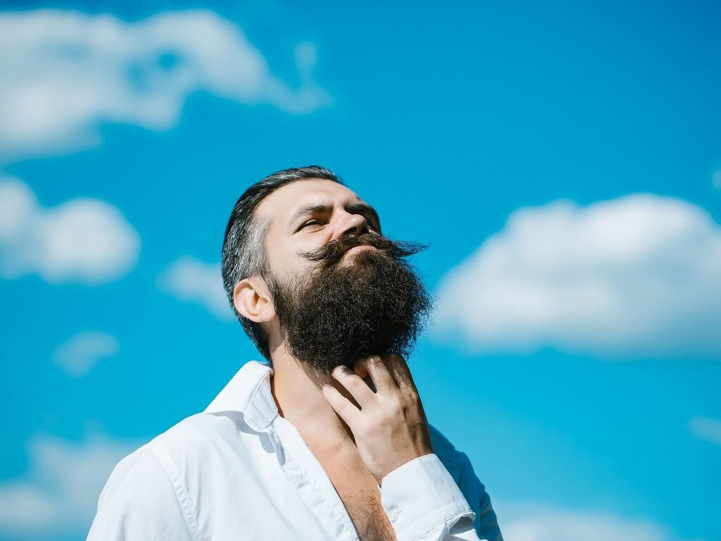 Natural remedies for beard itch