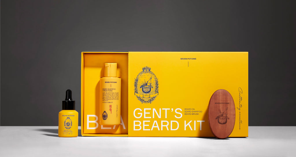 SEVEN POTIONS Wholesale Products for beard shave hair styling