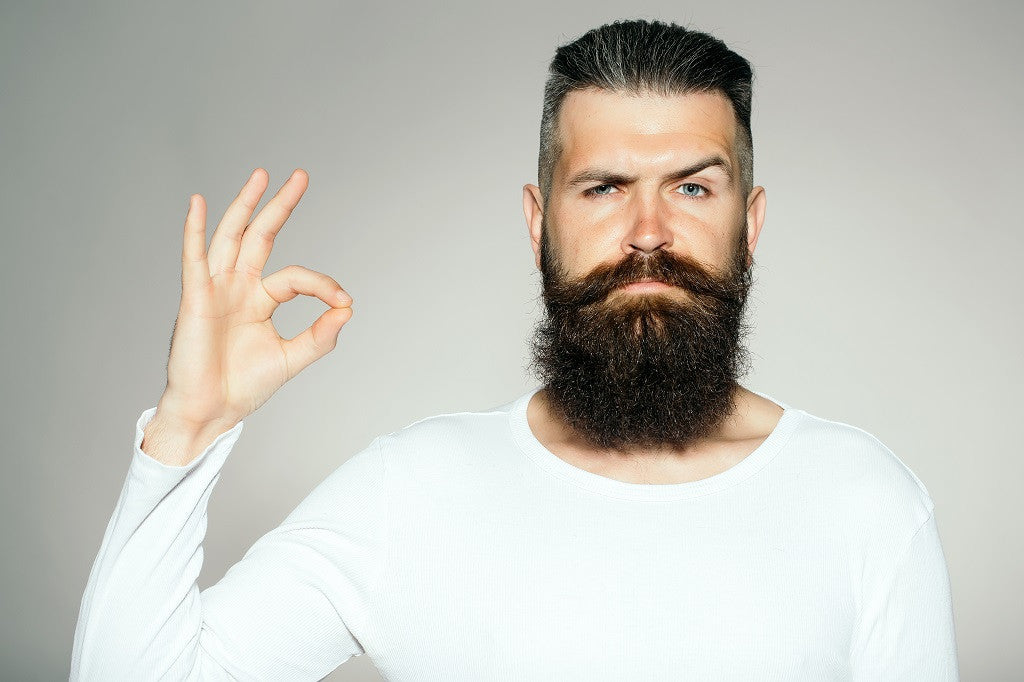 Suffer from beard dandruff. Here are the ways to treat it