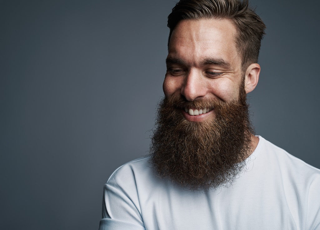 Ways to treat beard dandruff