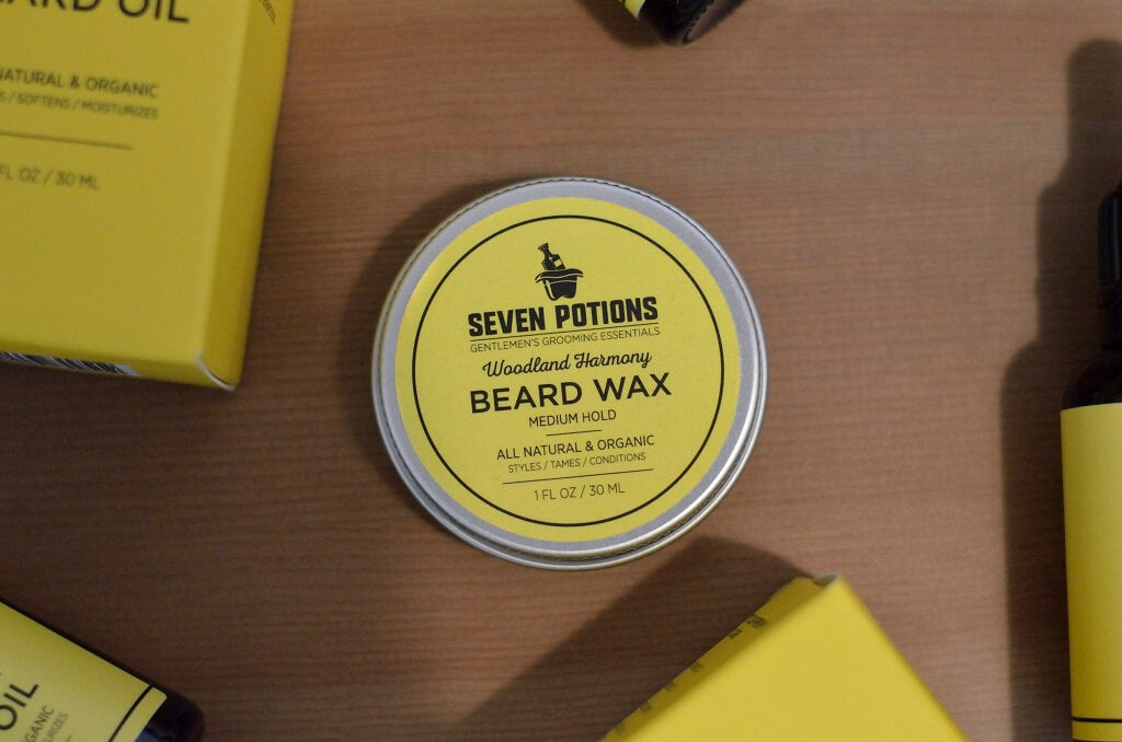 What is beard wax