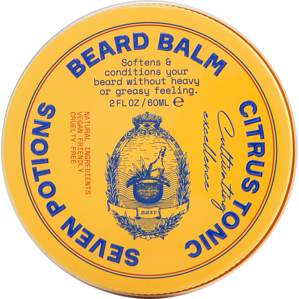 Beard Balm for conditioning