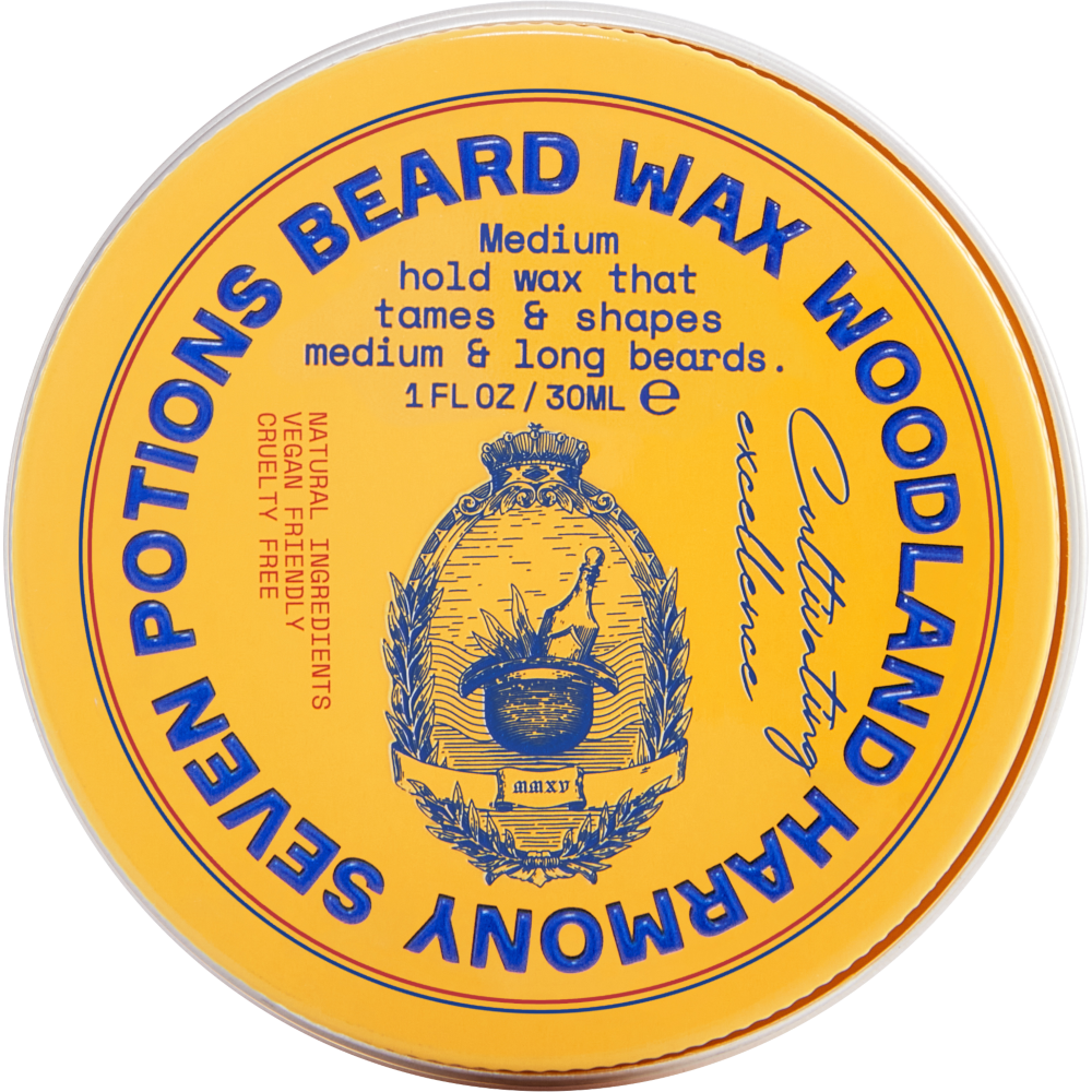 Seven Potions Beard Wax Woodland Harmony