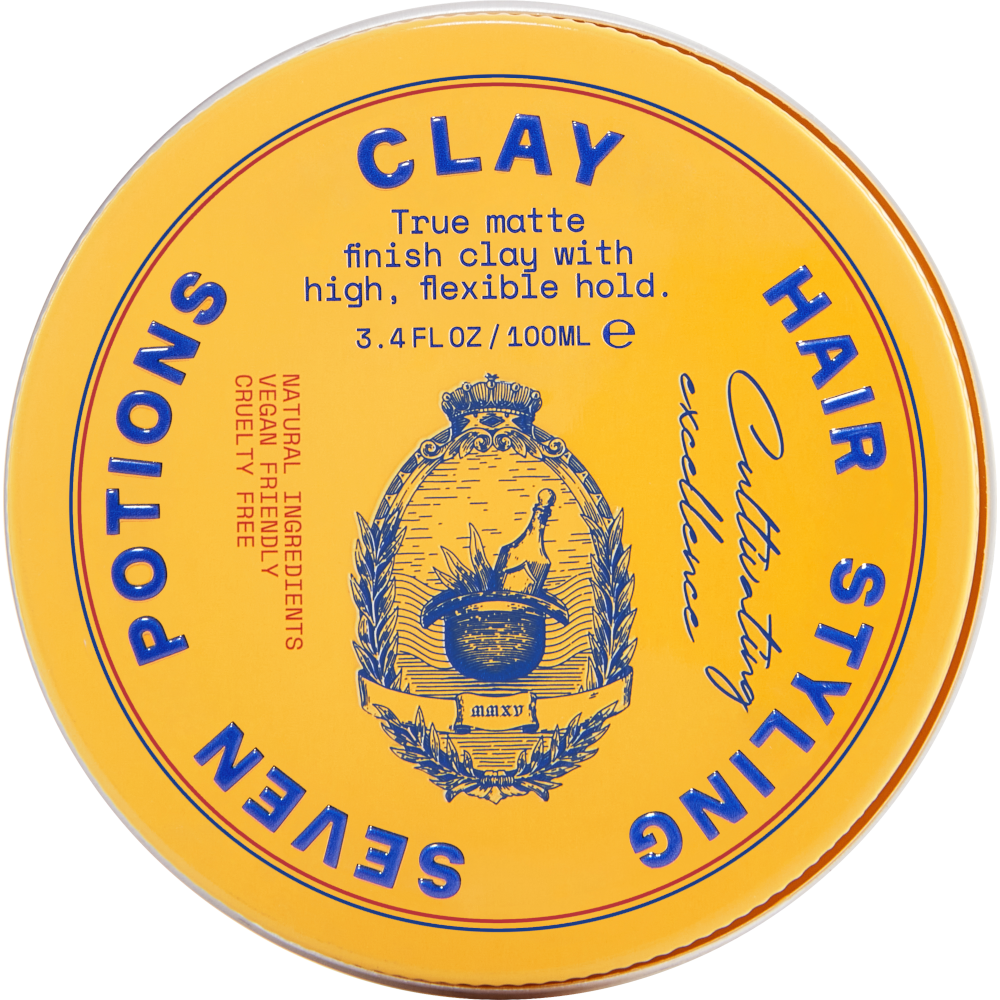 Hair clay styling Seven Potions