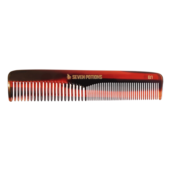 handcrafted beard comb