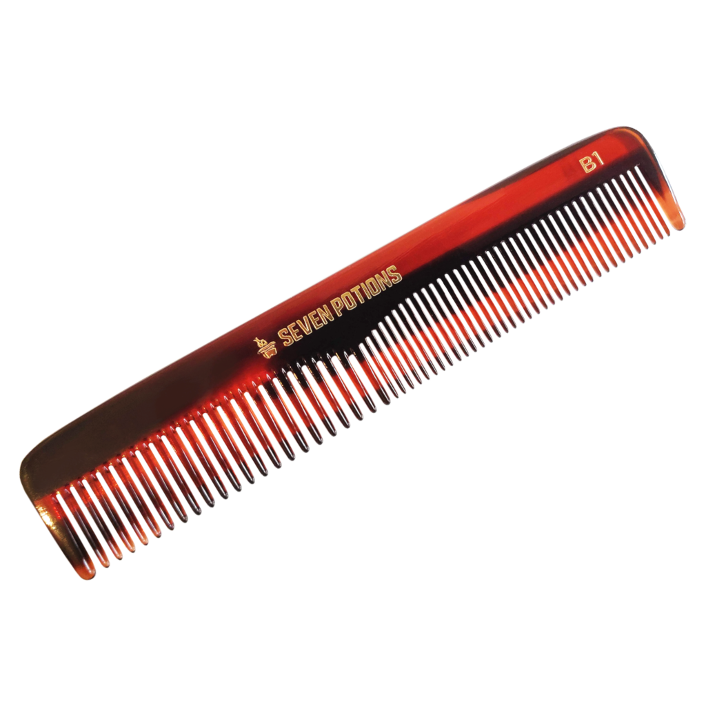 Seven Potions beard comb