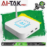 btv box AI-TAK PRO 4K Edition has Over 300 TV Channels, & 100 canais adultos 30mil