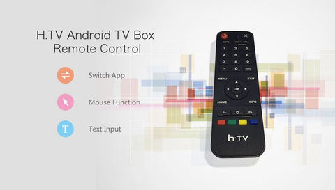 H.TV Remote Control HTV 1 2 3 5 HTV1 HTV2 HTV3 HTV5 - H.TV Box Authorized Shop