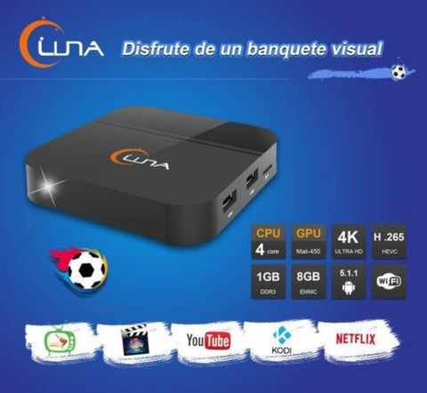 IPTVKINGS  | Latin tv edition| Luna TV | Canales LatinoAmericanos,
