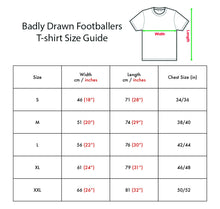 Load image into Gallery viewer, Badly Drawn Footballers T-shirt - Hristo Stoichkov