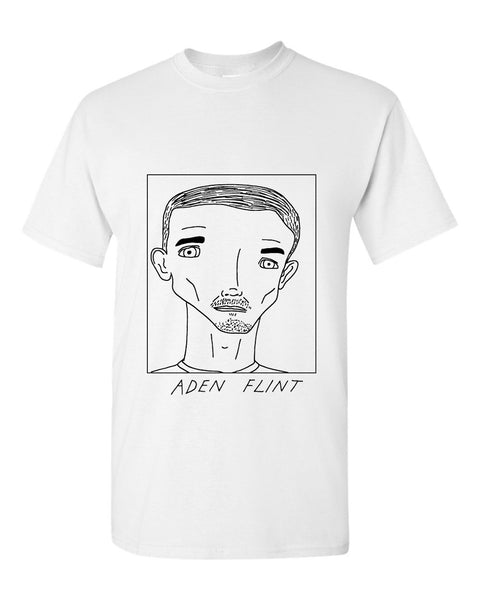 Badly Drawn Aden Flint T-shirt - Bristol City FC