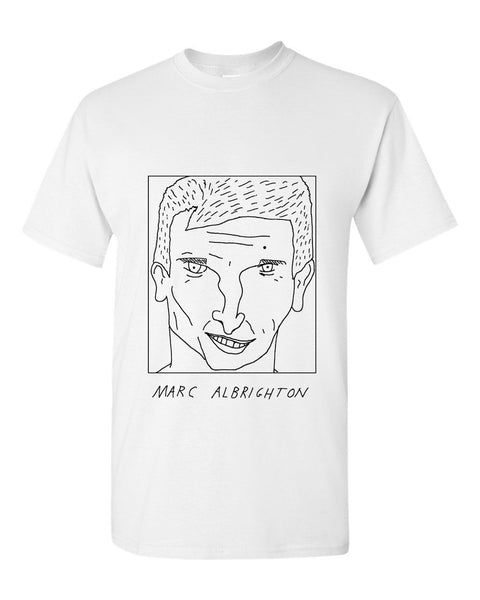 Badly Drawn Marc Albrighton - Leicester City FC