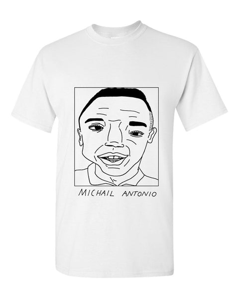 Badly Drawn Michail Antonio T-shirt - West Ham United FC