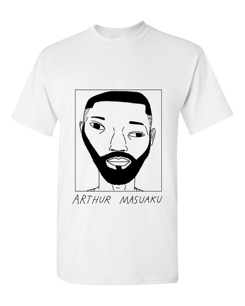 Badly Drawn Arthur Masuaku T-shirt - West Ham United FC