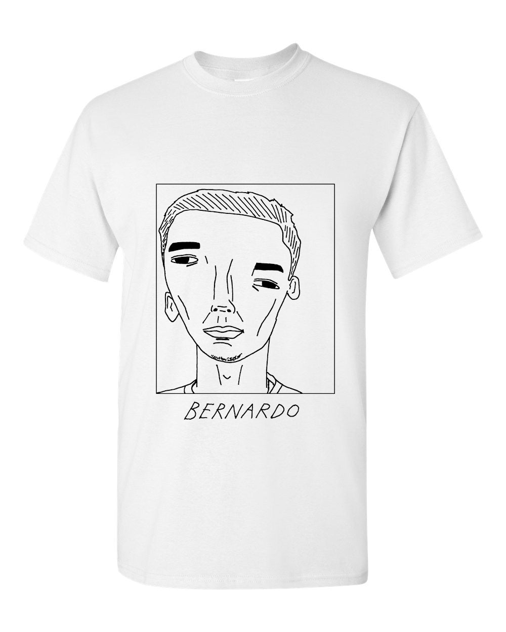 Badly Drawn Bernardo T-shirt - Brighton & Hove Albion F.C.