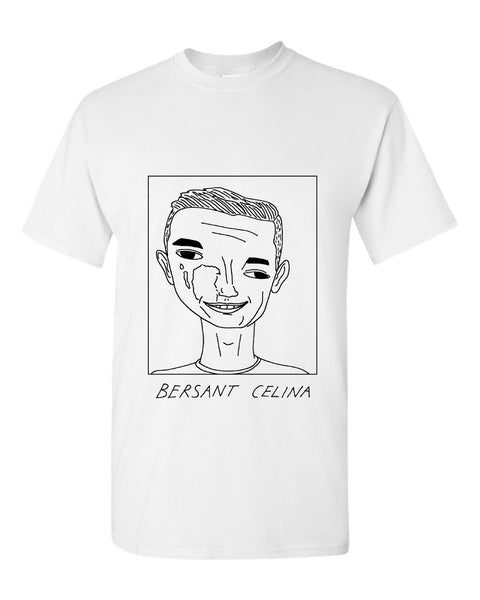 Badly Drawn Bersant Celina T-shirt - Swansea City