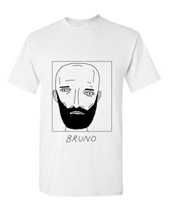 Badly Drawn Bruno T-shirt