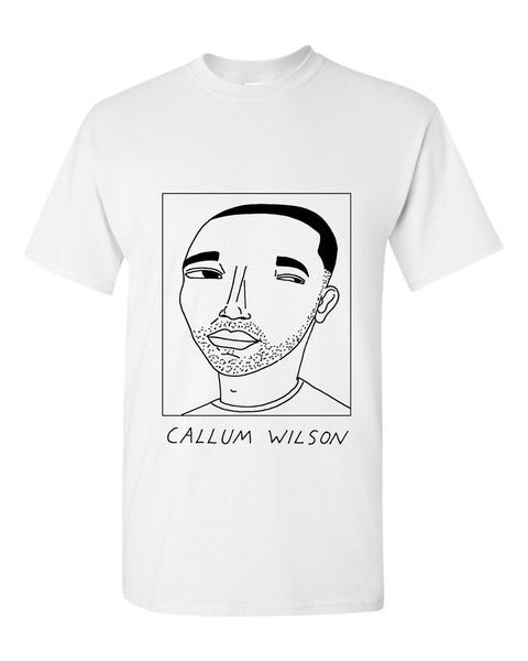 Badly Drawn Callum Wilson T-shirt - Bournemouth AFC