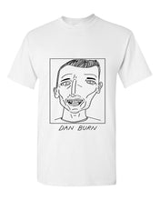 Load image into Gallery viewer, Badly Drawn Footballers T-shirt - Dan Burn