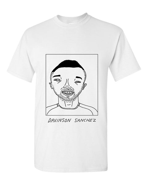 Badly Drawn Davinson Sanchez T-shirt - Tottenham Hotspur FC