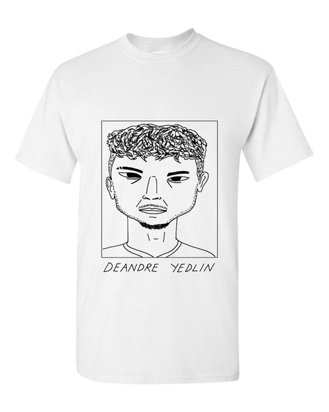 Badly Drawn Deandre Yedlin T-shirt - Newcastle United FC