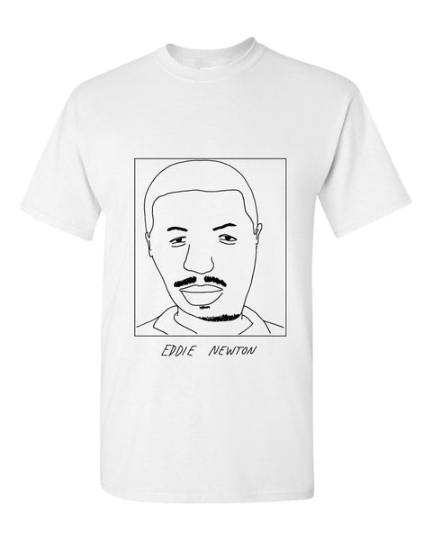 Badly Drawn Eddie Newton T-shirt - 1994 Chelsea