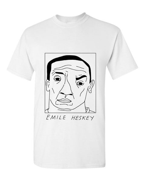 Badly Drawn Emile Heskey T-shirt