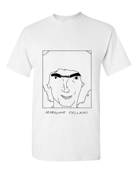 Badly Drawn Marouane Fellaini T-shirt - Manchester United FC