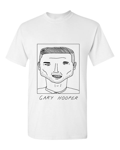 Badly Drawn Gary Hooper T-shirt - Sheffield Wednesday FC