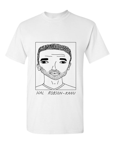 Badly Drawn Hal Robson-Kanu T-shirt