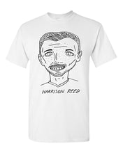 Load image into Gallery viewer, Badly Drawn Harrison Reed T-shirt