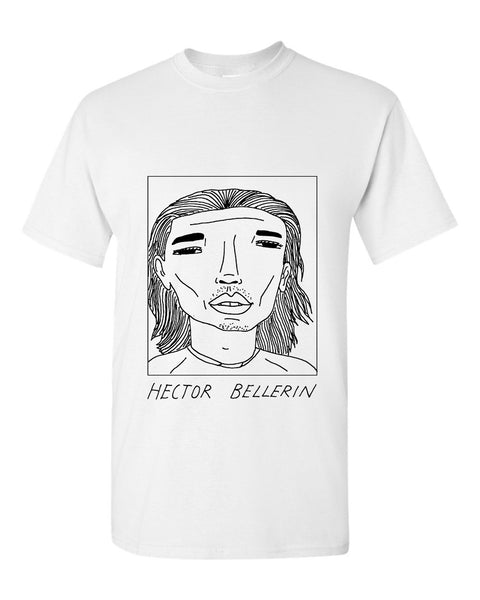 Badly Drawn Hector Bellerin T-shirt - Arsenal FC