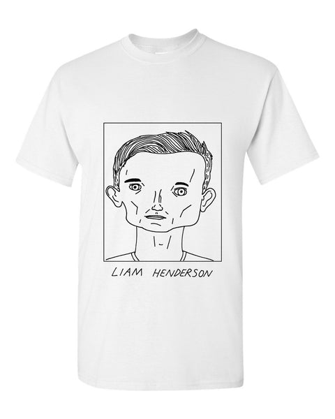 Badly Drawn Liam Henderson T-shirt - Celtic FC