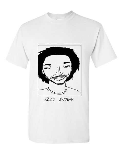Badly Drawn Izzy Brown T-shirt - Brighton & Hove Albion F.C.