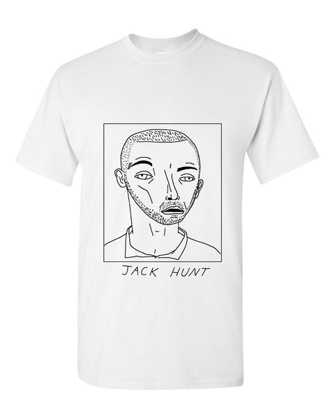 Badly Drawn Jack Hunt T-shirt - Bristol City FC