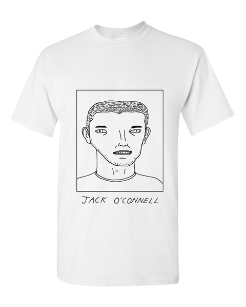 Badly Drawn Jack O'Connell T-shirt - Sheffield United FC