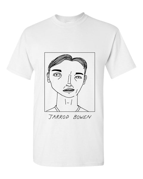 Badly Drawn Jarrod Bowen T-shirt - Hull City