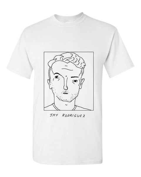 Badly Drawn Jay Rodriguez T-shirt - West Brom FC