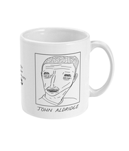 Load image into Gallery viewer, Badly Drawn Footballers Mug - John Aldridge