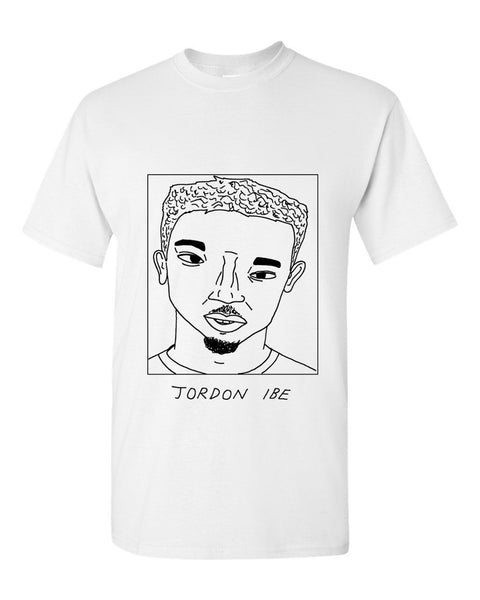 Badly Drawn Jordon Ibe T-shirt - Bournemouth AFC