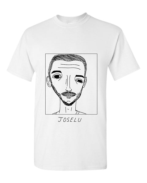 Badly Drawn Joselu T-shirt - Newcastle United FC