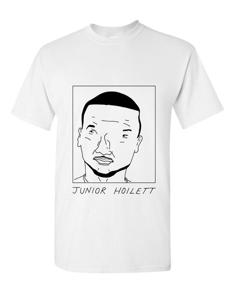 Badly Drawn Junior Hoilett T-shirt - Cardiff City FC
