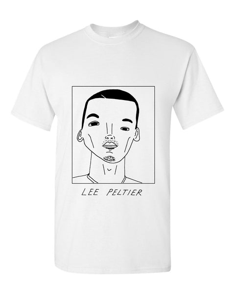 Badly Drawn Lee Peltier T-shirt - Cardiff City FC