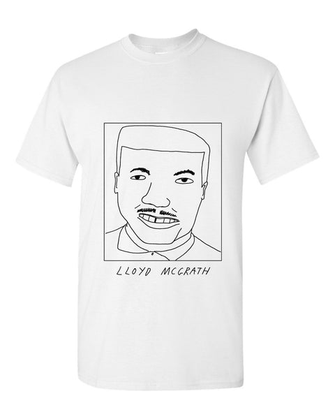 Badly Drawn Lloyd McGrath T-shirt - 1994 Coventry